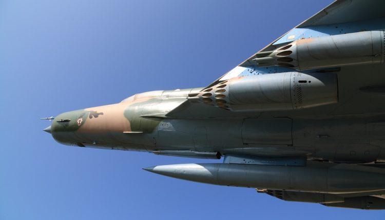 Ruski avioni bombardovali proturske snage u Siriji