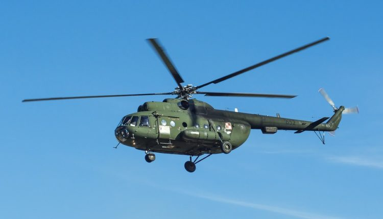 Srušio se vojni helikopter, dvoje mrtvih