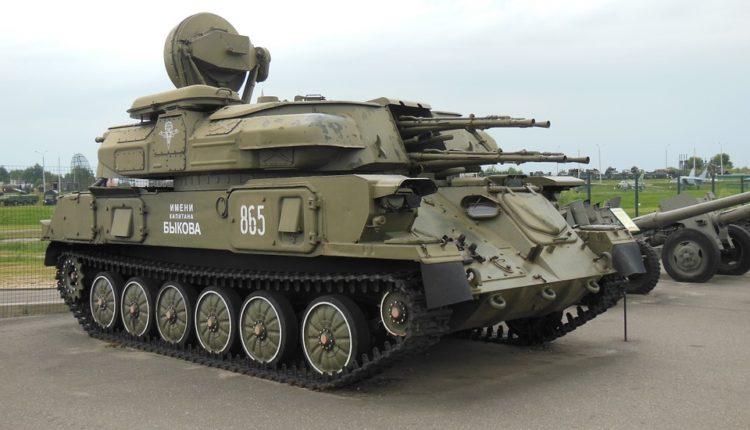 """""""Rusija obnavlja artiljeriju iz doba Hladnog rata"""""""