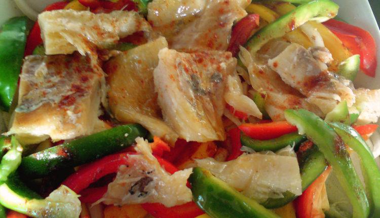 Brz, a ukusan ručak: Zapečeno povrće