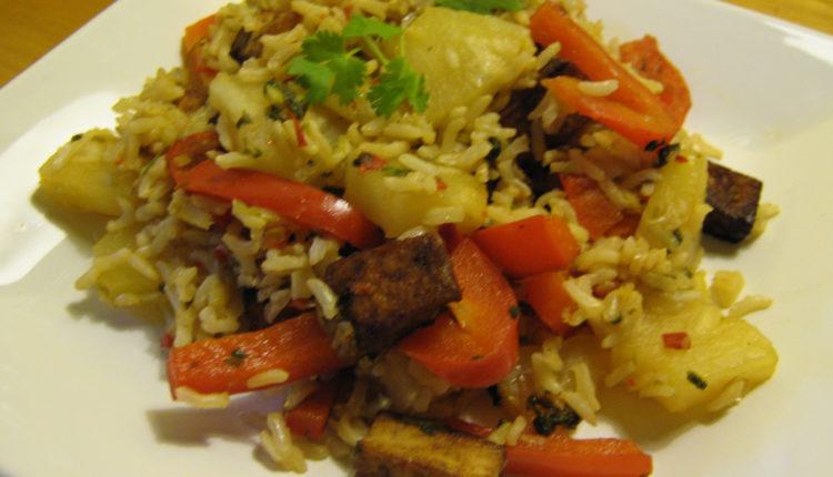 Savršen obrok: Manastirski pirinač