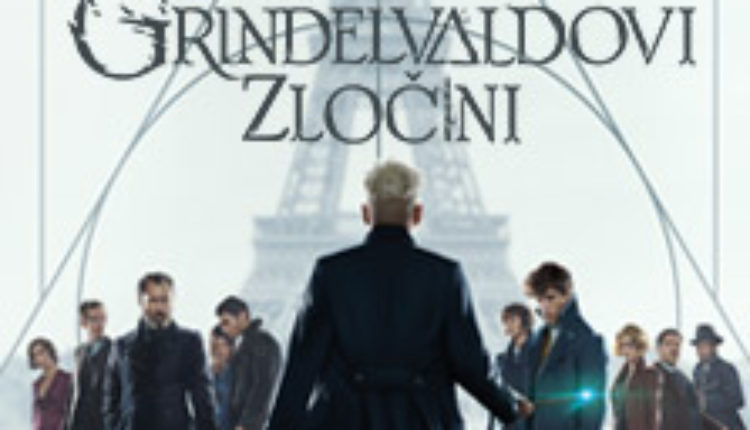 Fantastične zveri 2 – Grindelvaldovi zločini (video)