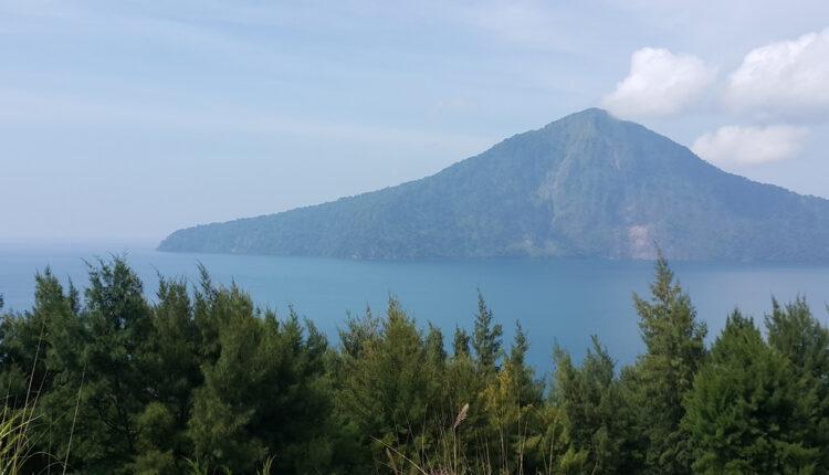 Krakatau se drastično smanjio nakon serije erupcija