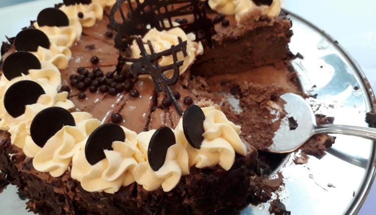 Najlepša čokoladna torta svih vremena