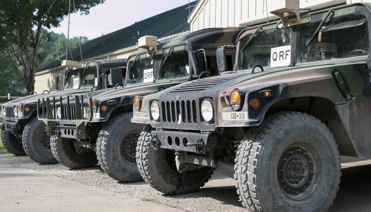 Kfor: Američka oklopna vozila nisu pretnja nikome, nema naznaka vojne akcije