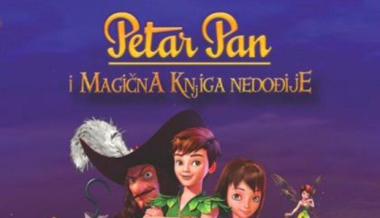 Petar Pan i magična knjiga Nedođije (video)