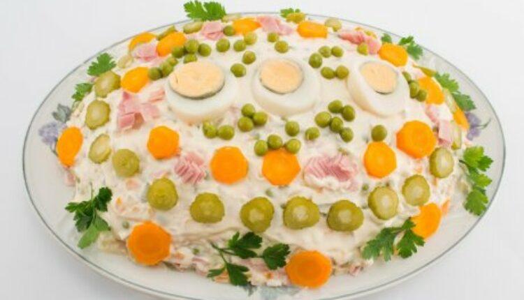 Ruska salata – za novogodišnje uživanje