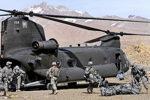 Povlačenje iz Avganistana — samo paravan za izazivanje haosa