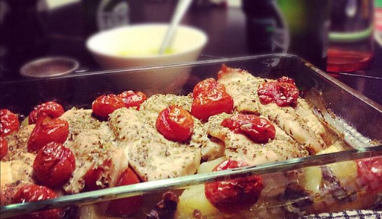 Osvaja na prvi zalogaj: Pečena piletina sa krompirom
