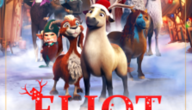 Eliot spašava Božić (video)