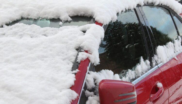 Ovo OBAVEZNO uradite pre nego što po mrazu upalite auto