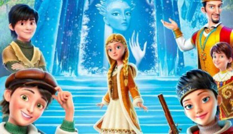 Snežna kraljica – Svet ogledala (video)