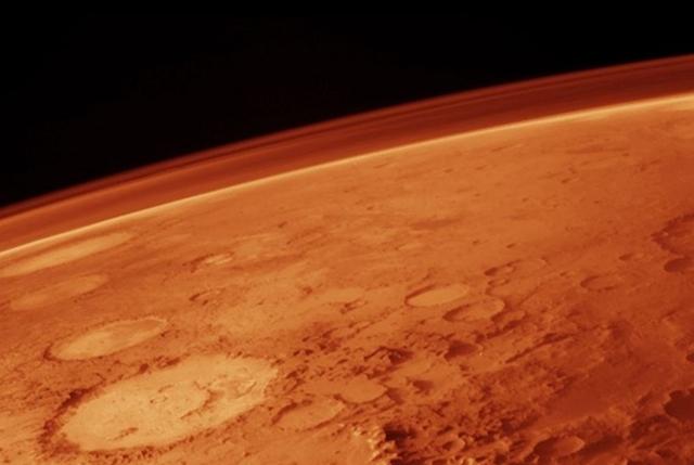 Duboke pećine Marsa kriju – ŽIVA BIĆA?