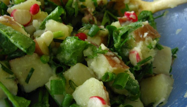 Trikovi za pravljenje savršene krompir salate