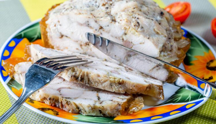 Ukus koji se pamti: Piletina sa belim lukom