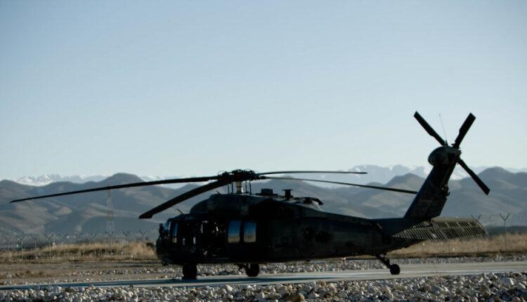 SAD poklonile Albaniji tri vojna helikoptera
