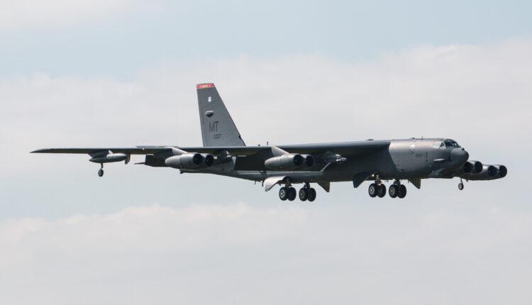 """Američki nuklearni bombarder """"Stratofortres"""" ponovo uvežbavao gađanje Baltičke flote"""