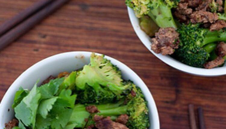 Ukusan ručak za pola sata: Svinjetina sa brokololijem