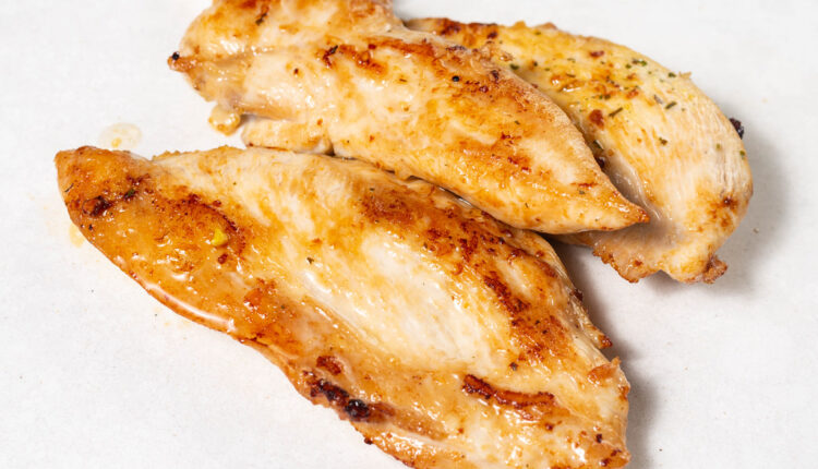 Osvaja na prvi zalogaj: Sočno belo meso iz rerne