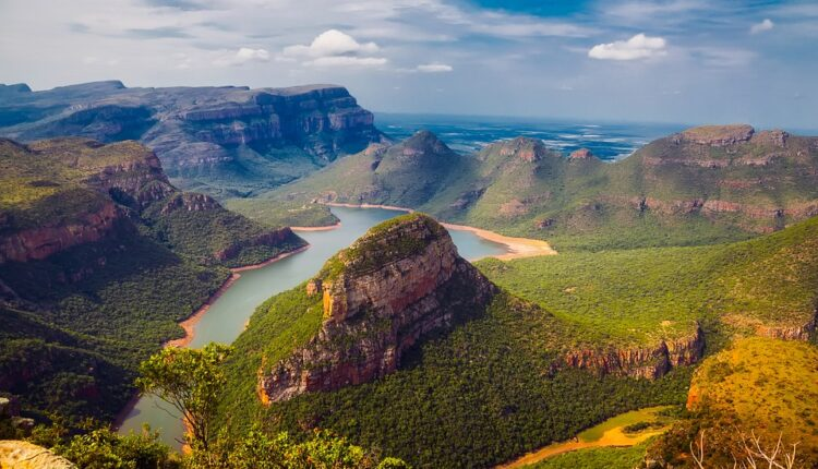 Novo otkriće: Vanzemaljska materija u planinama Južne Afrike