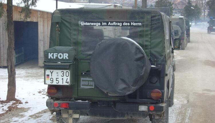 Zadatak Kfora – da završi ono što je NATO agresijom započeto?