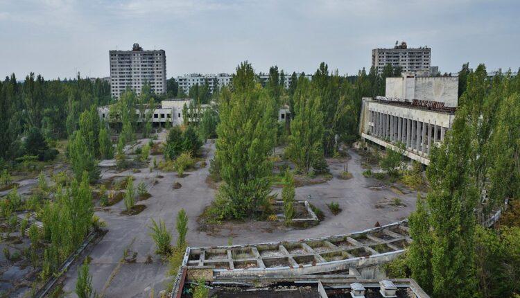 Pun pansion u Černobilju, radijacija uključena u cenu