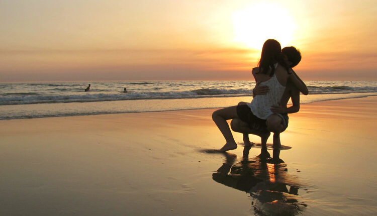 Pazite: Nemojte voditi ljubav u vodi!
