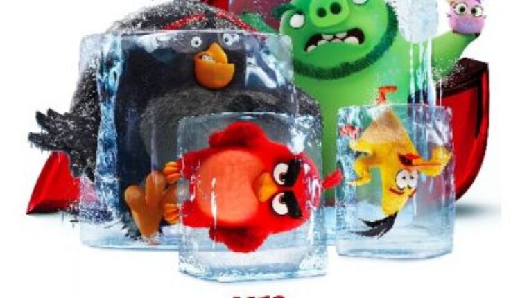 Angry birds film 2 (video)