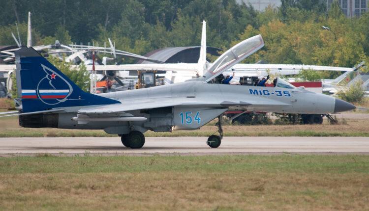 Otkrivene detaljne tehničke karakteristike MiG-35