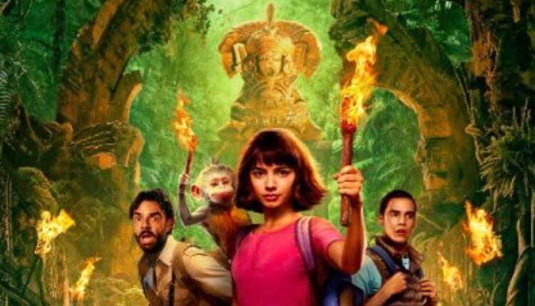 Dora i izgubljeni zlatni grad (video)