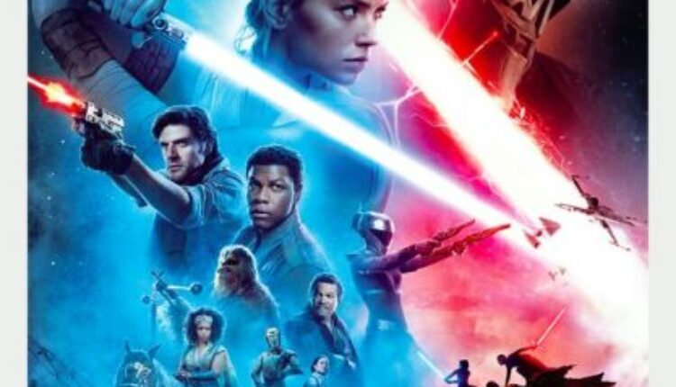 Star Wars – Uspon Skajvokera (video)