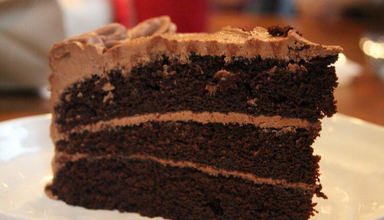 Najukusnija posna čokoladna torta sa bananama