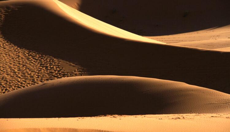 Misterija planina u Sahari