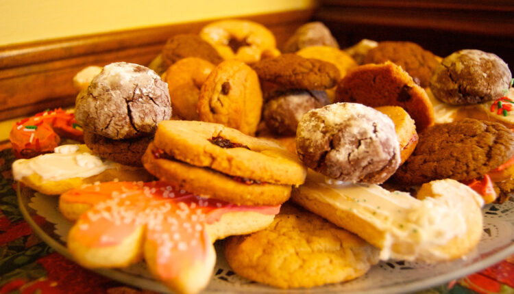 6 recepata za neodoljive sitne slavske kolače
