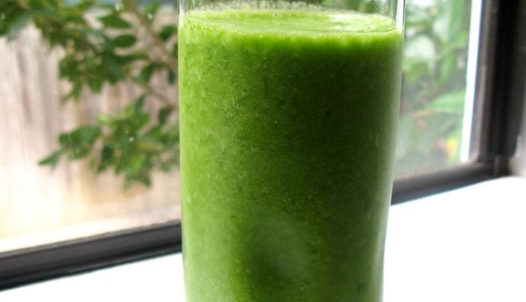 Zeleni smuti – najzdraviji smuti! (recept)