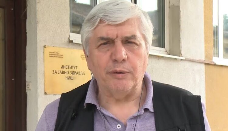 Dr Tiodorović: Žarišta u četiri grada, današnja utakmica predstavlja rizik