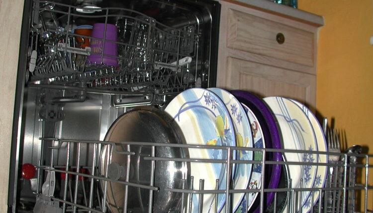 Kako pravilno staviti posuđe u mašinu za pranje