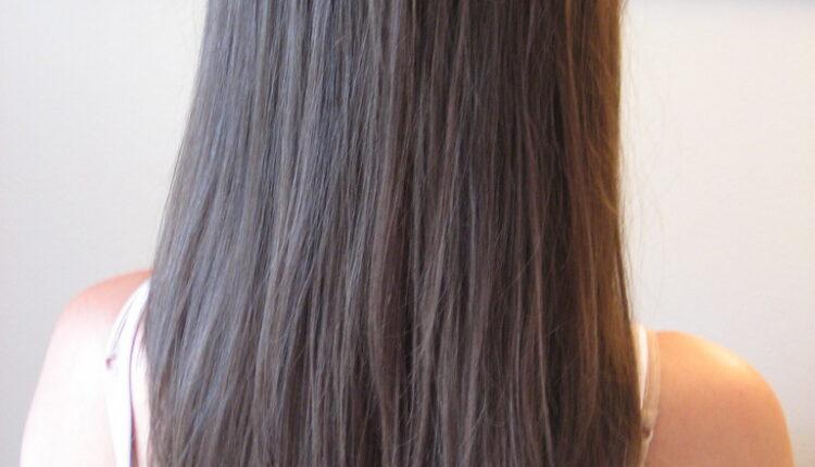 SPAS za oštećenu i lomljivu kosu