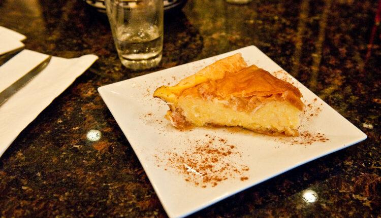 Sočna grčka pita od gotovih kora