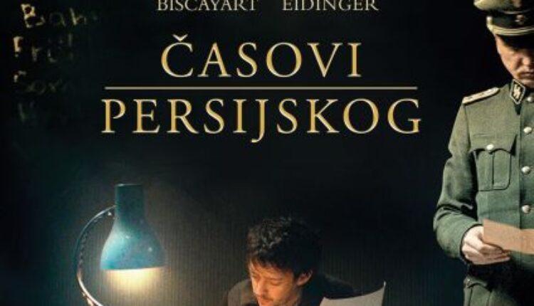 Časovi persijskog (video)