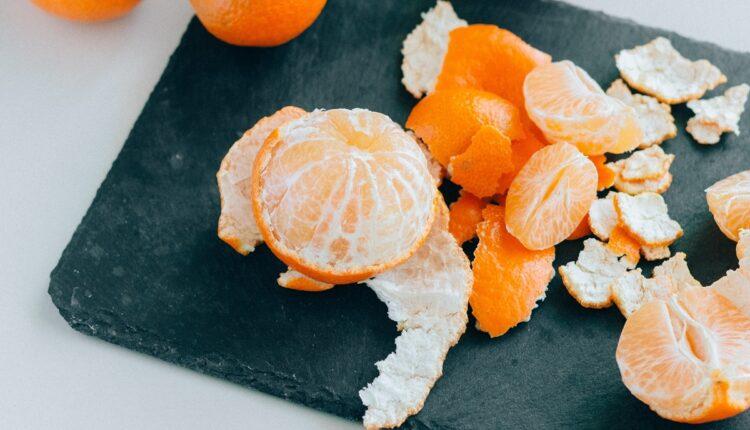 Ne bacajte koru mandarine – od nje napravite lek